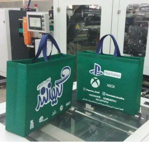واحد تولید ساکهای Box Bag (عطف دار)