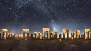 salahiprint perspolis at night