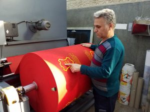 چاپ و تولید شاپینگ بگ