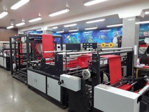 طراحی و تولید فلت بگ ستاره در چاپ صلاحی